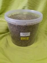 Mehlwürmer getrockent im Eimer 1 kg 600050